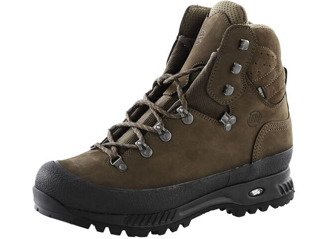 Botas de montaña Hanwag Nazcat GTX marrón para hombre